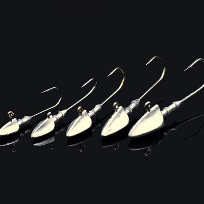 삼각지그헤드 삼각 루어바늘 낚시바늘 낚시훅 벌크용