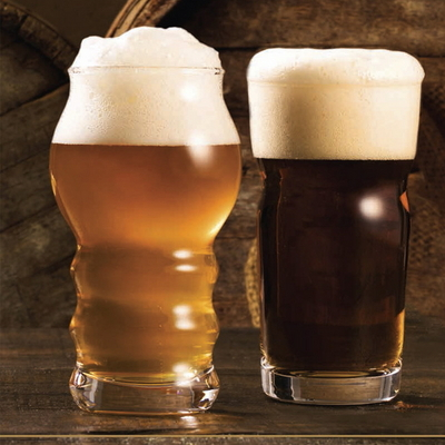 Pasabahce Lager n Ale Beer 435ml 4P