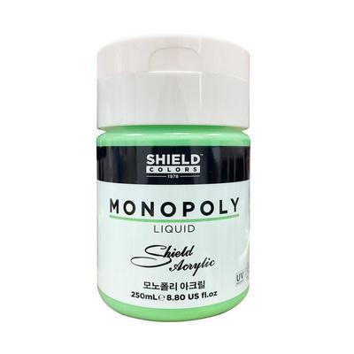 쉴드 모노폴리 아크릴물감 낱색 (250ml)66색
