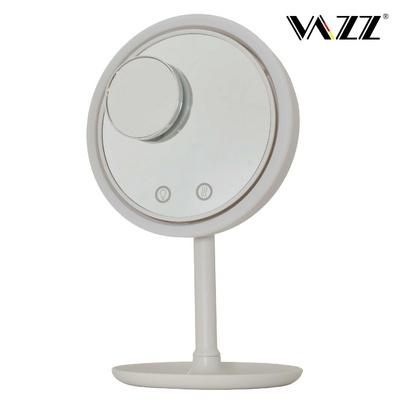 바즈 뷰티 브리즈 LED 바람 메이크업 거울 USB/건전지겸용 BML-0088