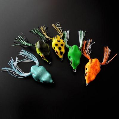 암산코리아 루어 프로그 개구리 세트