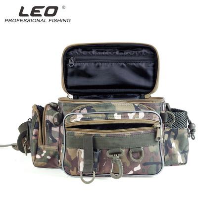 암산코리아 LEO 낚시 밀리터리 그린 크로스백 가방