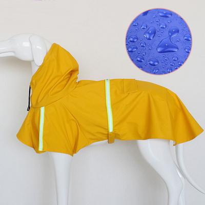 애견 대형견 강아지 우비 비옷 레인코트