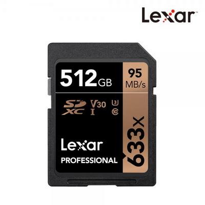 렉사 공식판매원 SD카드 633배속 UHS-Ⅰ급 512GB