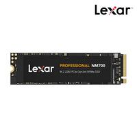 렉사 공식판매원 SSD NM700 M.2 2280 NVMe 256GB