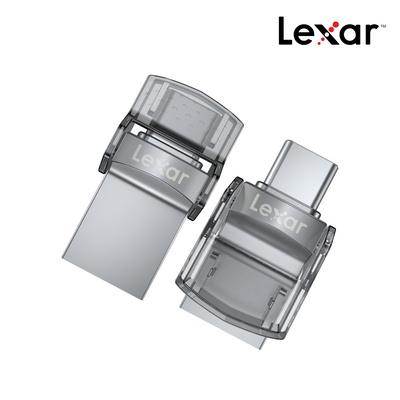 렉사 Lexar Dual Drive D35c Type-C OTG USB 3.0 128GB