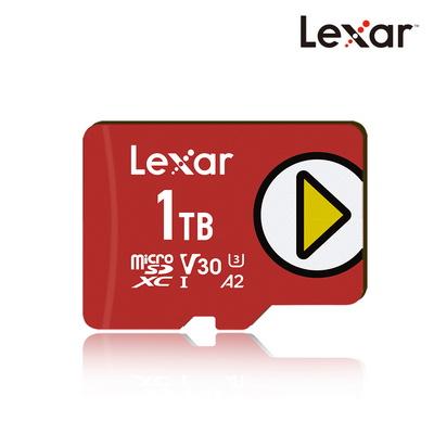 렉사 공식판매원 PLAY microSD카드 UHS-I급 1TB