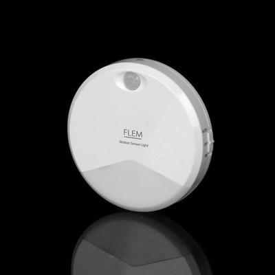 플램 센라이트 Full Moon 무선 동작감지 LED센서라이트(FSL-101)