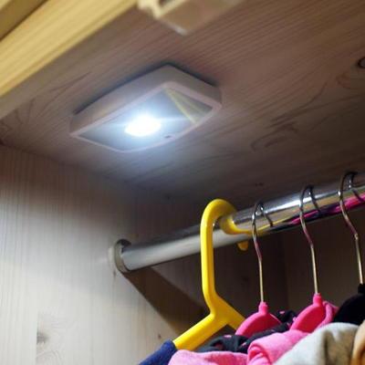 플램 Wave 근거리 동작감지 LED 무선 센서등-FSL130