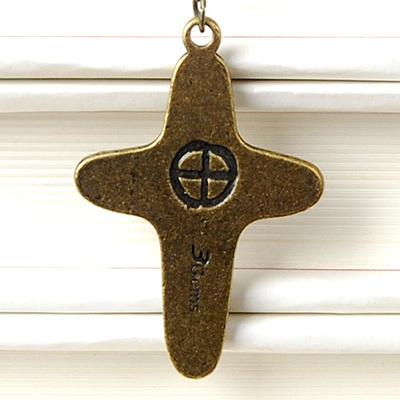책갈피BooKiss2-십자가(예수상)