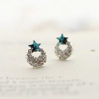 작은 별자리 귀걸이