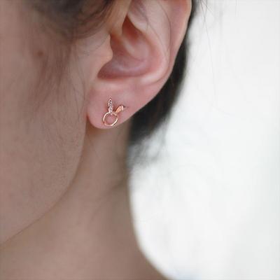 바니바니 귀걸이