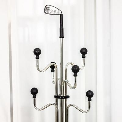 에스파스 스탠드형 옷걸이 골프 91A (크롬)