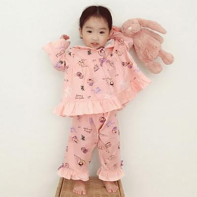빨강머리앤 앤의 편지 아동 투피스 잠옷