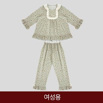 빨강머리앤 앤의 화원 투피스 잠옷