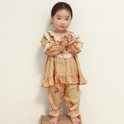 빨강머리앤 앤의 꿈속 아동 투피스 잠옷