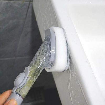 버블업 주방 욕실 청소솔