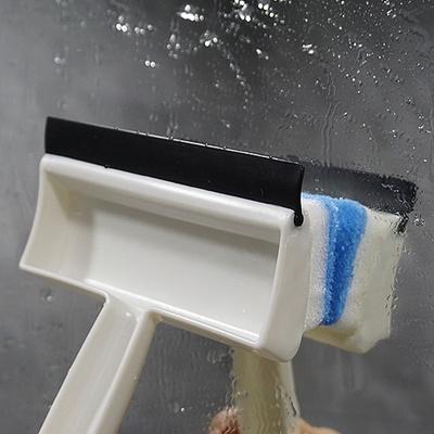 욕실 거울청소 유리닦이 브러쉬