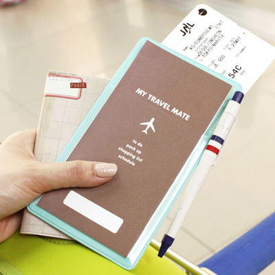 Travel Folding Note
