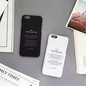 LE VOYAGEUR_iPhone6-6S case