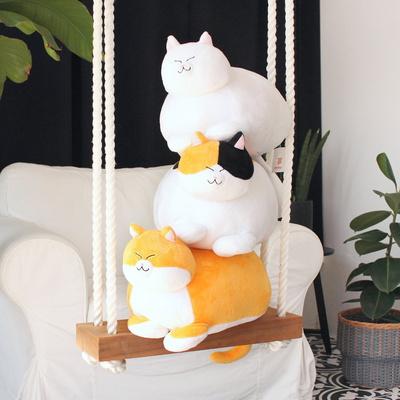 식빵뚱냥 40cm 리얼사이즈 고양이 인형 3종 택1