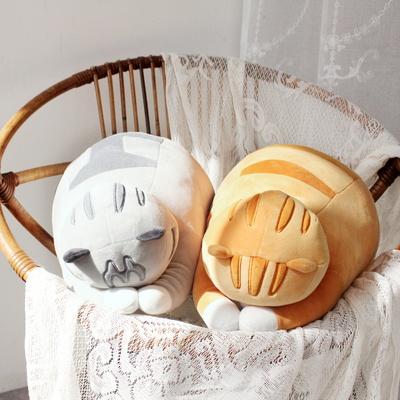 식빵뚱냥 모찌모찌 고멘네코 고양이 인형 2종 택1