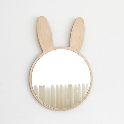 아이방 거울-토끼,곰,구름