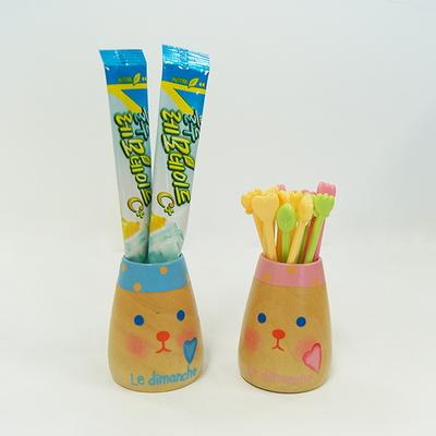 귀요미 도트 이쑤시개 꽂이 2p set