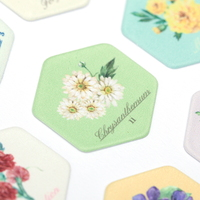Blooming Cleaner Sticker