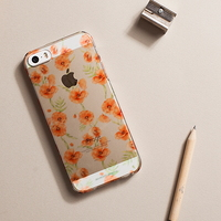 Floral Limpid Phone Case