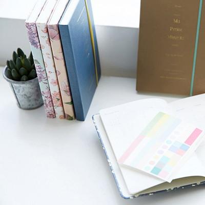 blossom hardcover diary