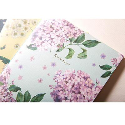 Blossom Four season Diary 4set