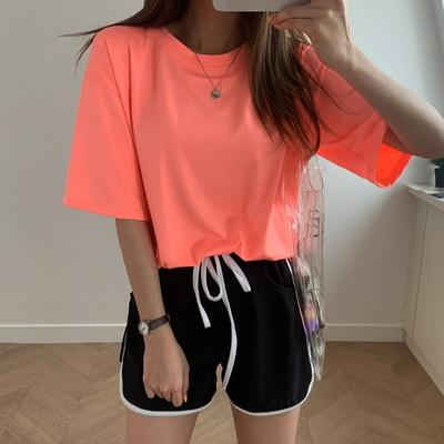 겟잇미 루즈핏 오버핏 티셔츠 레쉬가드