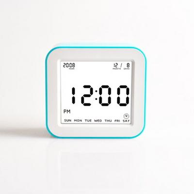 반전매력 디지털 탁상시계 알람 스탑워치