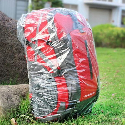 등산 가방 백 팩 배낭 레인 비닐 방수 커버 덮개 L