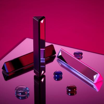 오브제누보 프리즘 LED 휴대용 거울