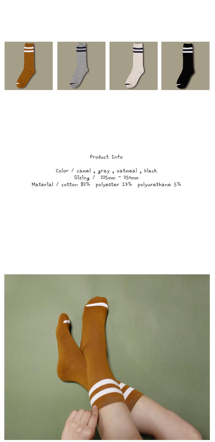 루나삭스_숙녀 장목 투삭 양말 5개세트 - 루나삭스, 9,000원, 여성양말, 패션양말