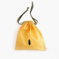 Drawstring Pouch - (S)