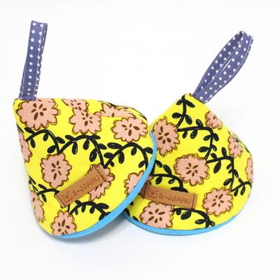 고깔주방장갑(꽃)