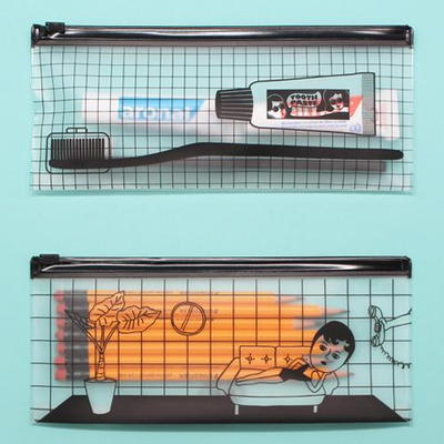 CLEAR POUCH_LONG ver.3 2��