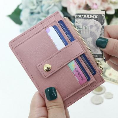 10대 20대 명품 여자카드지갑