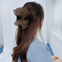 레전드 왕리본 올림머리 집게핀 머리핀 서효림 헤어핀