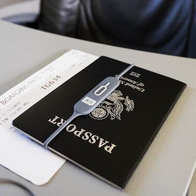 에스키퍼 여권 유심카드 유심칩 홀더