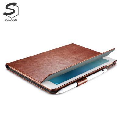 아이패드 에어2세대 9.7 A1566 A1567 XOOMZ 가죽 태블릿 케이스