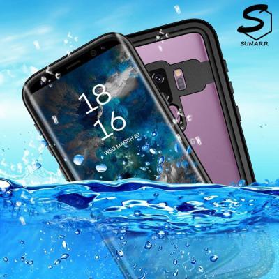 갤럭시S10 S9 S8 플러스5G 노트10 8 9 IP68 방수 핸드폰케이스