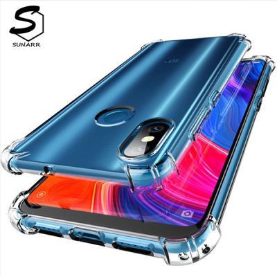 샤오미홍미노트5 6프로 S2 미5X 미8 미6 미6X A2 투명젤리 휴대폰 핸드폰케이스