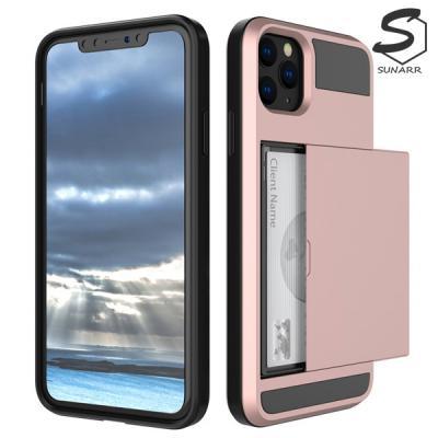 아이폰11 11프로맥스 11프로 XI 카드홀더 하드 핸드폰 케이스