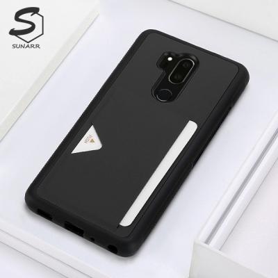 갤럭시노트10 노트10플러스+5G DUX DUCIS 포켓카드 핸드폰케이스