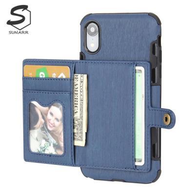 아이폰11 XR XS X 프로맥스 8 7 6/6S 플러스 패션가죽지갑 핸드폰케이스