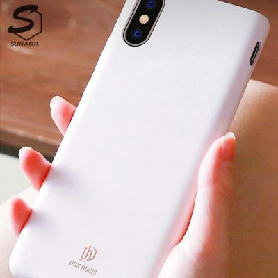 아이폰8 8플러스 DUX DUCIS 백커버 휴대폰 핸드폰 케이스
